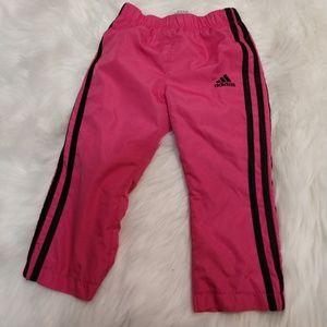 <$8 w bundle> 2T Adidas Pink Pants